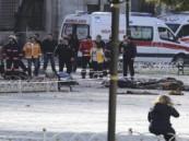 """الداخلية التركية : تنظيم """"داعش"""" هو من نفذ تفجير اسطنبول"""
