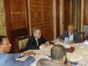 الوفد الحكومي بالكويت يناقش مع ولد الشيخ العقوبات وآليات حل الميلشيات المسلحة