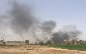 إصابة مقيم إثر سقوط مقذوفات عسكرية على محافظة صامطة