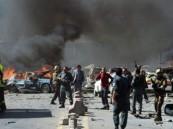 مقتل 3 أشخاص وإصابة عشرات في انفجار بمحطة وقود في كابول