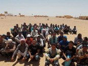 قوات حرس الحدود المصرية تحبط محاولة تسلل 157 شخصًا