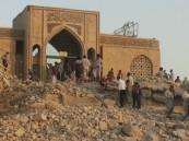 تنظيم الدولة الإسلامية يدمر ضريح النبي يونس في الموصل