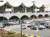 مطار الملك عبدالعزيز: لم تؤثر الأمطار  على سير الرحلات حتى الآن