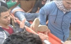 استشهاد شاب فلسطيني برصاص القوات الإسرائيلية شمال قطاع غزة