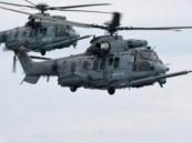 مصرع 4 أشخاص إثر سقوط مروحيتين عسكريتين في فرنسا