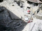 الغوطة الشرقية تشهد أدمى أسبوع منذ 2015