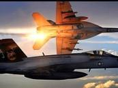 طيران التحالف  يستهدف تعزيزات تابعة لمليشيا الحوثي الانقلابية