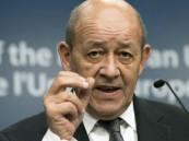 فرنسا تتوعد بضربات جديدة في حال وقوع هجوم كيميائي جديد في سوريا