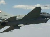 القوة الجوية العراقية توجّه ضربة لقيادات داعش داخل الأراضي السورية