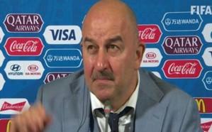 ماذا قال مدرب المنتخب الروسي في كأس العالم عن أسلوب الأخضر؟