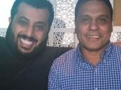 تركي آل الشيخ ينشر صورة تجمعه بمدرب الأهلي المصري السابق.. وتعليقه يثير التكهنات
