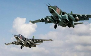 الطيران الروسي يشن غارات على جنوب سوريا