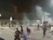 فيديو.. اشتباكات دامية بين المتظاهرين والشرطة في إيران