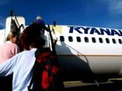 """تحويل مسار طائرة تابعة لشركة """"ريان إير"""" إلى ألمانيا.. لهذا السبب"""