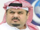 حقيقة تدخل عبدالرحمن بن مساعد  في صفقة انتقال عموري للهلال