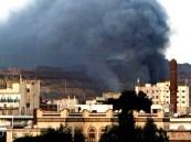 قصف مدفعي وصاروخي للجيش اليمني على مواقع للحوثيين بصرواح