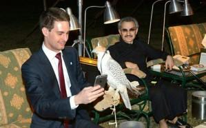 """الوليد بن طلال يستحوذ على حصة بـ """"سناب شات"""".. تعرف على قيمتها!"""