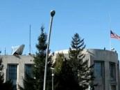 إطلاق رصاص على السفارة الأمريكية في أنقرة
