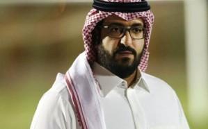 أول تعليق من رئيس  النصر على مطالبة بعض الجماهير بإيقاف الدوري