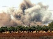 الطائرات الروسية تشن 40 غارة على شمال حماة وجنوب إدلب