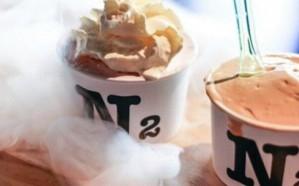 الغذاء والدواء يكشف حقيقة خطورة تناول الآيسكريم المحضر بواسطة النيتروجين