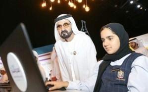 الشيخ محمد بن راشد يطلق مدرسة لتطوير التعليم في العالم العربي