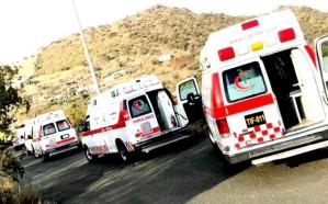 وفاة وإصابة 6 أشخاص إثر حادث تصادم بمكة