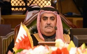وزير الخارجية البحريني: السعودية هي ملاذ واستقرار المنطقة من التهديد الإيراني
