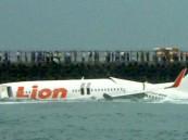 تحطم طائرة ركاب في إندونيسيا على متنها 188 شخصًا