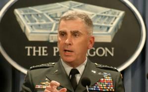 """ترامب يعيّن الجنرال """"جون أبي زيد"""" سفيراً لدى السعودية"""
