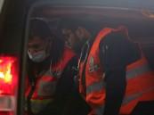 حادث مروع يصيب 30 شخص في الرياض