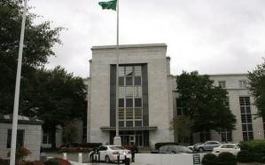 """السفارة السعودية لدى واشنطن ترد على مزاعم """"واشنطن بوست"""" بشأن لقاء خالد بن سلمان بخاشقجي"""