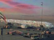 القصة الكاملة للطائرة الإماراتية المرصعة بالألماس