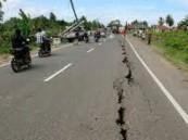 زلزال بقوة 5 درجات يهز إندونيسيا