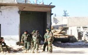 سوريا.. قوات النظام تقصف مناطق «هدنة نزع السلاح»