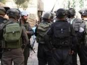 إسرائيل تحقق في ظهور رسومات لصلبان معقوفة في الحرم القدسي الشريف