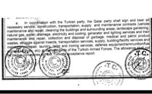الكشف عن تفاصيل الاتفاق العسكري السري بين تركيا وقطر