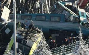 تحطم قطار في إسطنبول