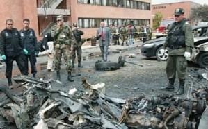 المملكة تدين الهجوم على مدرسة للشرطة بكولومبيا