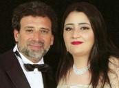 """رد مثير من زوجة المخرج  """"خالد يوسف"""" على خبر زواجه من ياسمين الخطيب"""