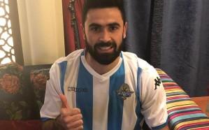 عمر خربين ينضم لبيراميدز المصري لمدة 6 أشهر