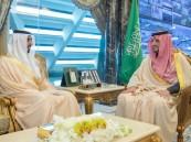 وزير الداخلية يستقبل سفيري الإمارات والعراق