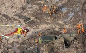 ارتفاع حصيلة ضحايا انهيار سد في البرازيل إلى 150 قتيلًا