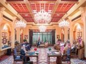 خادم الحرمين يشهد توقيع مذكرة تفاهم واتفاقيتين مع ألبانيا