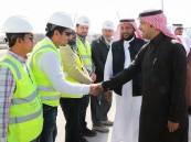وزير الإسكان يتفقد عددًا من المشاريع في المنطقة الشرقية