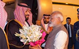 ولي العهد يصل الهند في ثاني محطاته الآسيوية