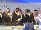 ولي العهد يصل مدينة الملك عبدالله الاقتصادية