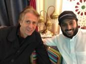 تركي آل الشيخ يعلن إنشاء أكاديمية لاكتشاف مواهب كرة القدم