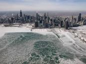 زلازل جليدية تهز وسط الولايات المتحدة الأمريكية