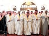 """أمير الرياض يؤدي صلاة الميت على """"الهلال"""""""